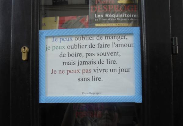 Les plus belles déclarations d'amour aux livres > 1- Pierre Desproges, humoriste grinçant et anticonformiste