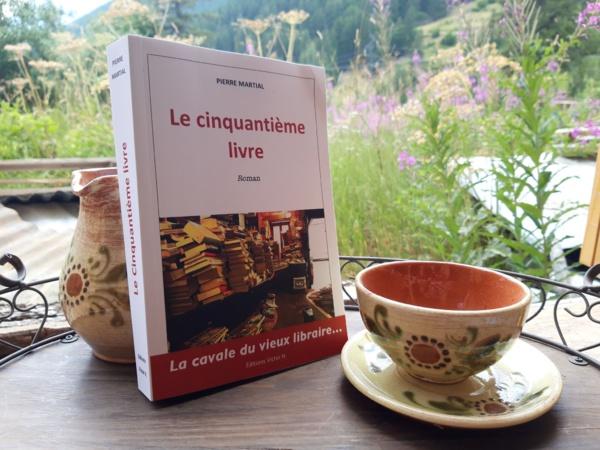 """""""Le Cinquantième Livre""""  © Mireille Magnan"""