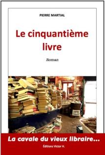 """""""Le Cinquantième Livre"""" : un roman solidaire qui fait du bien."""