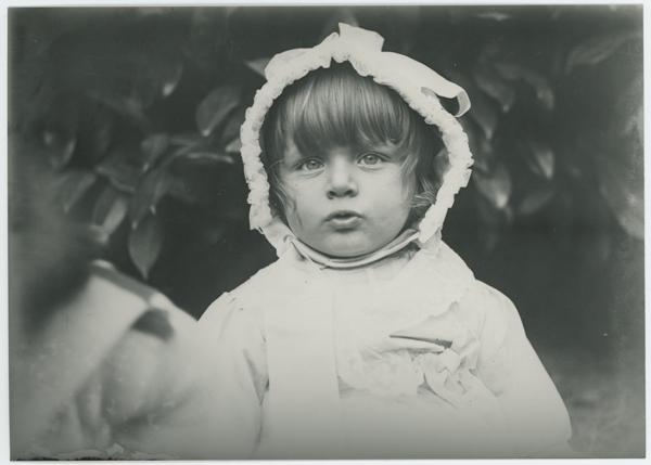 Boris Vian bébé    © D.R