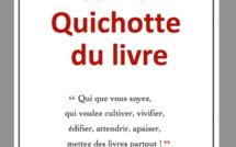 EDITION PARTICIPATIVE DES DON QUICHOTTE DU LIVRE: PARI GAGNE!