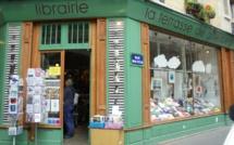 """La Terrasse de Gutenberg à Ledru Rollin (Paris 12è), nouveau diffuseur des """"Don Quichotte du Livre"""" de Pierre Martial"""