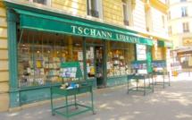 """La librairie Tschann à Montparnasse (Paris 6e), nouveau diffuseur des """"Don Quichotte du Livre"""" de Pierre Martial"""