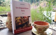 """""""Le Cinquantième Livre"""": un roman solidaire porté par l'enthousiasme unanime de ses lectrices et lecteurs"""