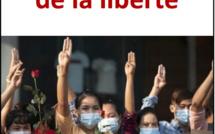 """""""A trois doigts de la liberté"""": l'émouvante immersion de Pierre Martial au coeur de la résistance birmane"""