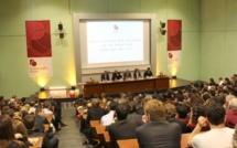 """Sciences-Po. Pierre Martial, parrain de la remise des diplômes à la promotion """"Aung San Suu Kyi"""""""