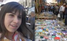 Bagdad. A 22 ans et pour résister à l'obscurantisme, Ruqaya est la première femme bouquiniste de rue.