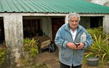 Uruguay: Pépé Mujica, l'ex-Président de la République volontairement le plus pauvre au monde.