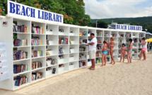 C'est la plus grande bibliothèque de plage au monde!
